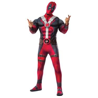 Deadpool Movie Deluxe Adult Costume