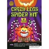 Decorative Pumpkin Crazy Legs Spider Kit