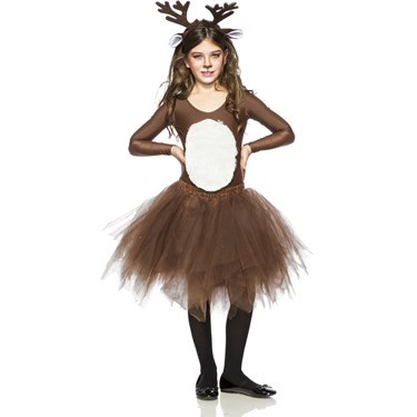 Deer Child Costume