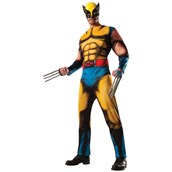 Deluxe Adult Wolverine Costume