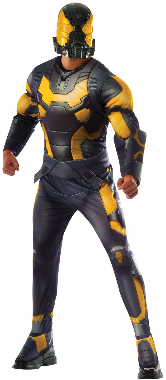 Yellow jacket - Deluxe Ant Man Yellow Jacket Costume For Adults