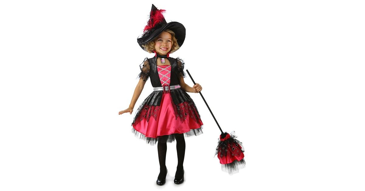 Deluxe Barbie Witch Co...