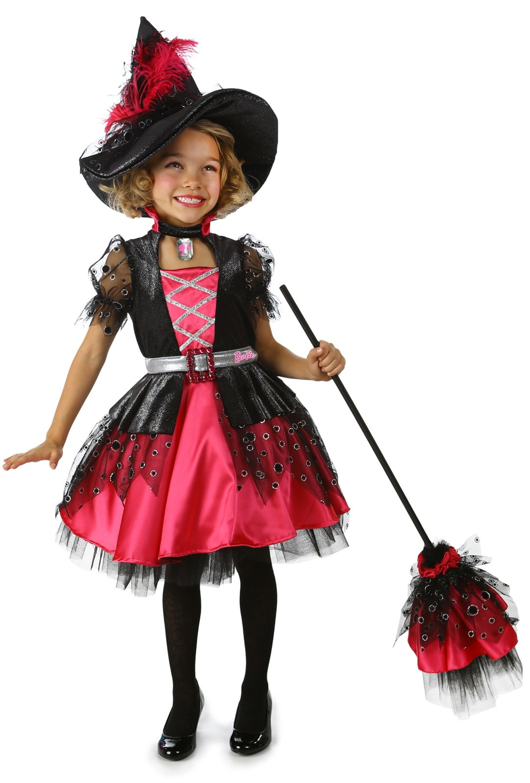 Deluxe Barbie Witch Costume | BuyCostumes.com