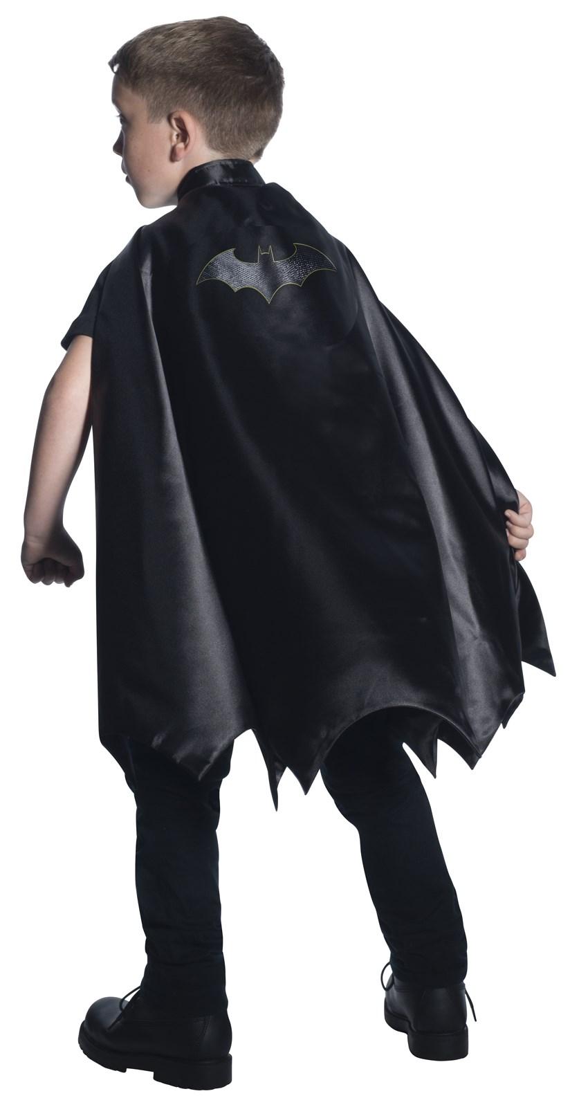 Deluxe Batman Cape For Kids