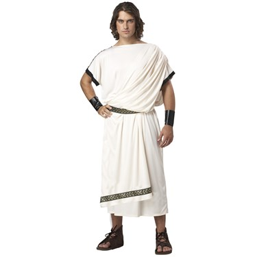 Deluxe Classic Toga (Male) Adult Costume