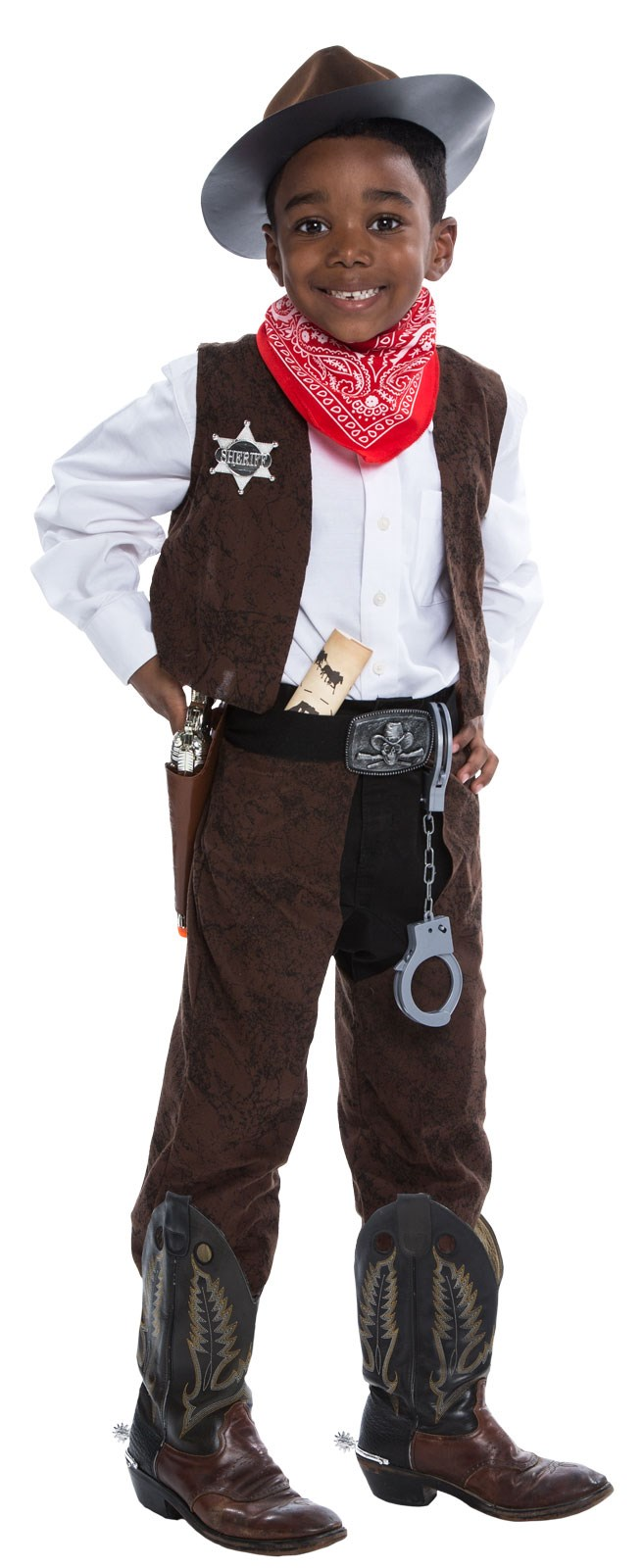 Deluxe Cowboy Costume Kit