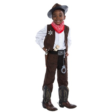 Deluxe Cowboy Costume Kit