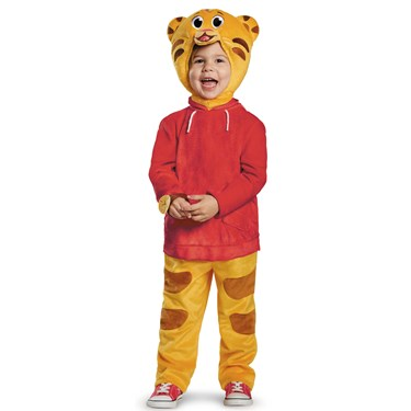 Deluxe Daniel Tiger Costume For Kids