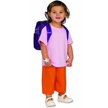 Deluxe Dora the Explorer Toddler Costume
