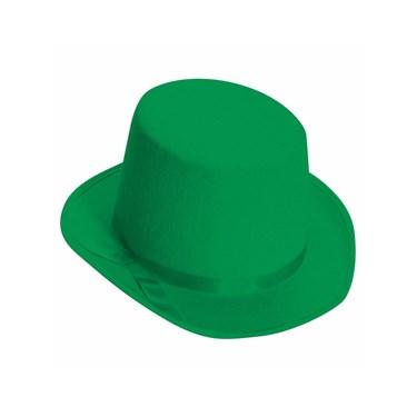Deluxe Green Top Hat