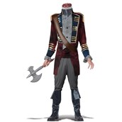 Deluxe Headless Horseman Costume For Adults