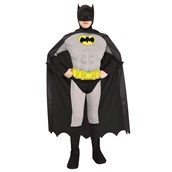 Deluxe Muscle Chest Batman Child Costume