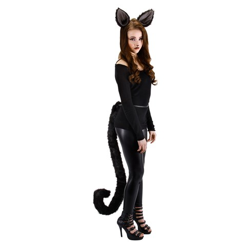 Deluxe Oversized Kitty Tail