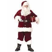 Deluxe Santa Suit Adult Costume