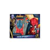 Deluxe Spider-Man Costume Top Set