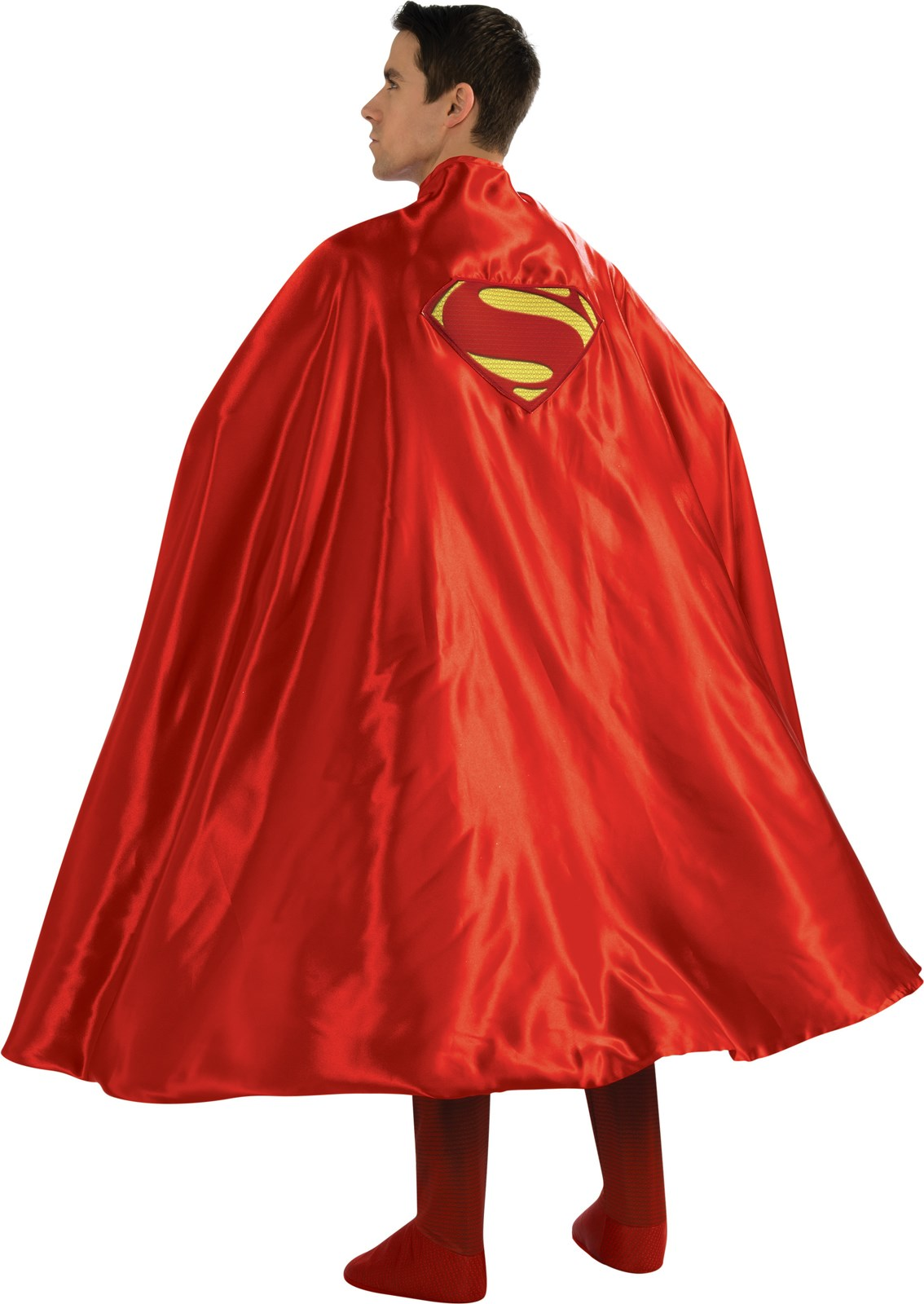Deluxe Superman Cape For Adults