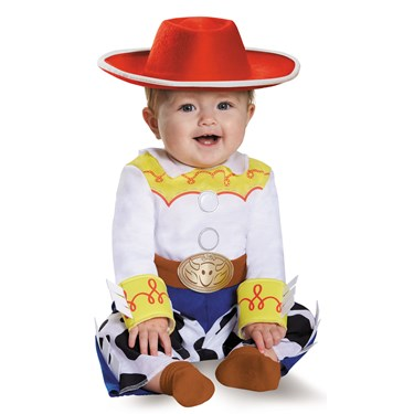 Deluxe Toy Story Jessie Costume For Toddlers