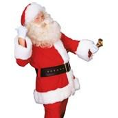 Deluxe Velveteen Santa Suit Xl