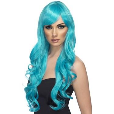 Desire (Aqua) Adult Wig