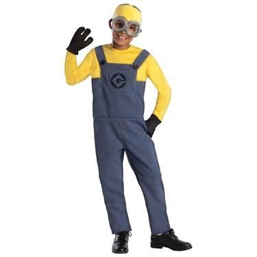 Despicable Me 2 - Minion Dave Kids Costume