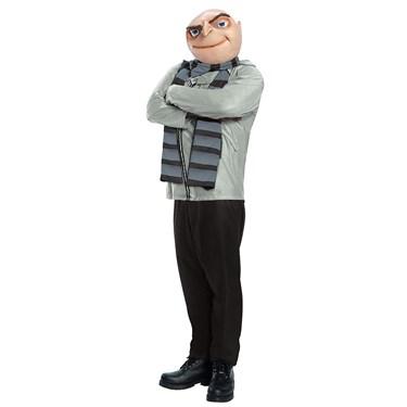 Despicable Me - Gru Adult Costume