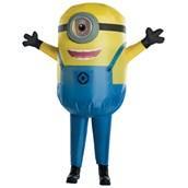 Despicable Me: Inflatable Stuart Minion Adult Costume