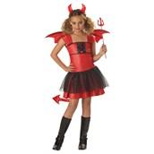 Devil Darling Child Costume