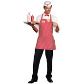 Diner Dude Costume For Men