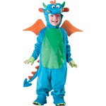 Dinky Dragon Toddler Costume