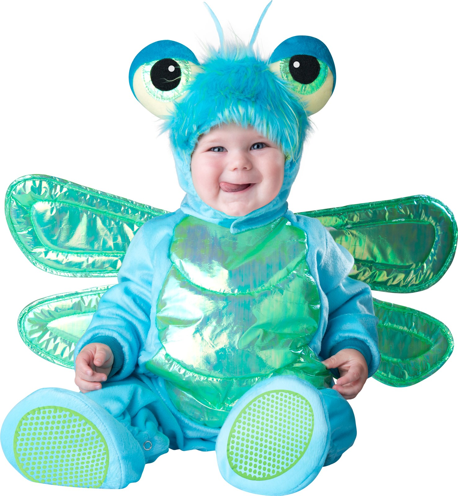 Dinky Toddler Dragonfly Costume
