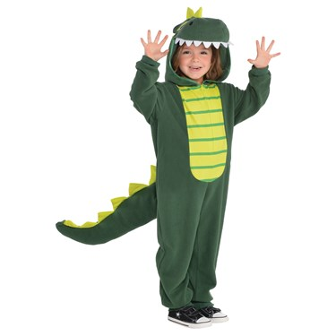 Dinosaur Child Zipster