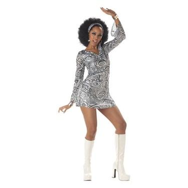 Disco Diva Adult Costume