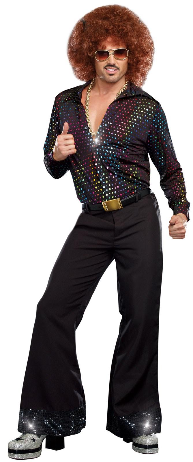 Disco Dude Shirt For Men
