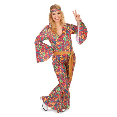 Disco Mama Adult Maternity Costume