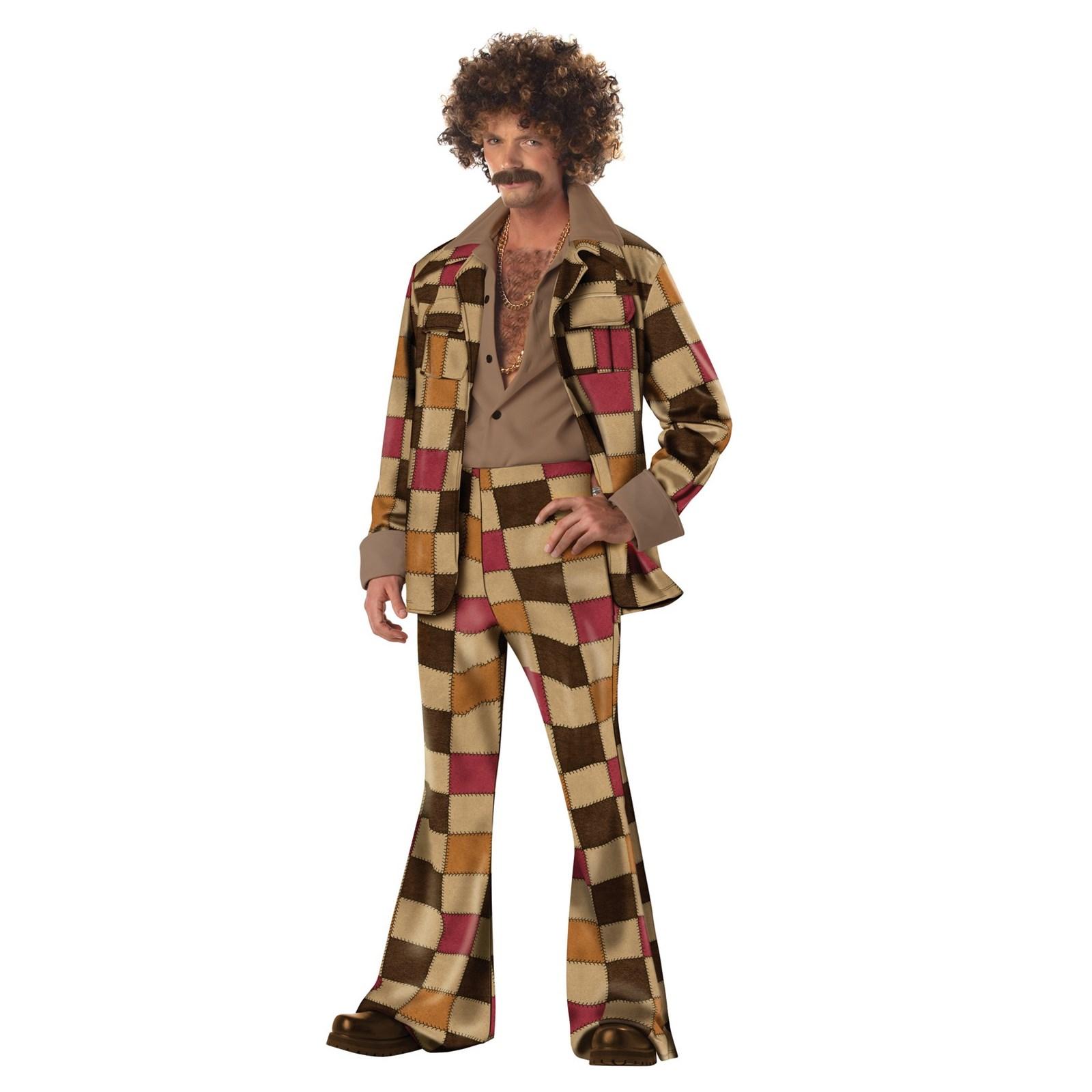 Disco Sleazeball Adult Costume | BuyCostumes.com