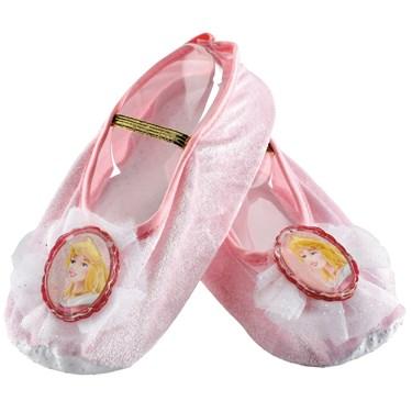 Disney Aurora Ballet Slippers Child