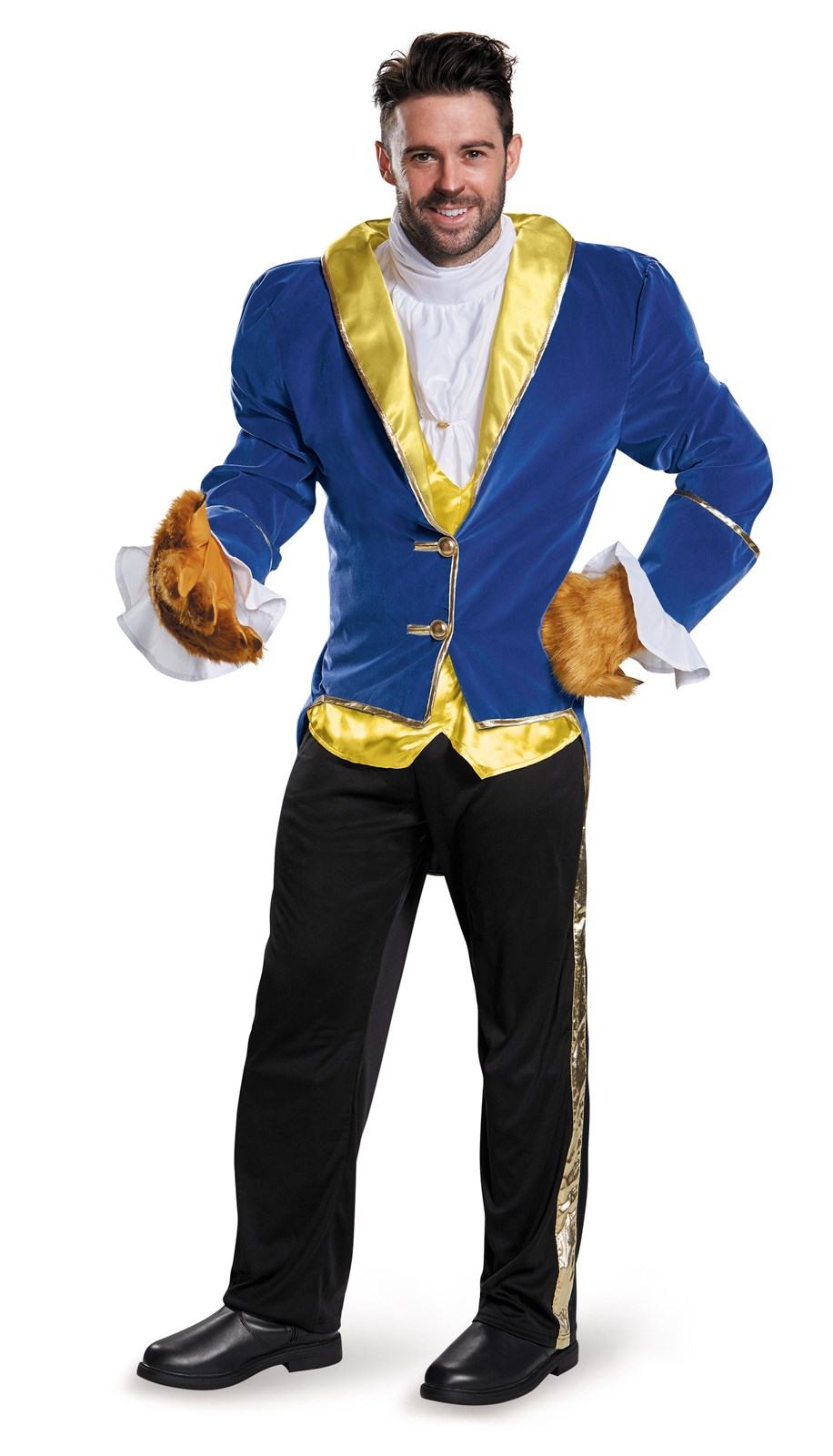 Disney beast adult costume - Deguisement belle et la bete adulte ...
