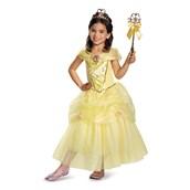 Disney Belle Deluxe Sparkle Toddler / Child Costume