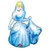 Disney Cinderella AirWalker Foil Balloon