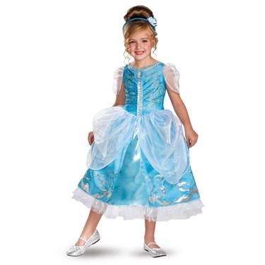 Disney Cinderella Deluxe Child Toddler Costume