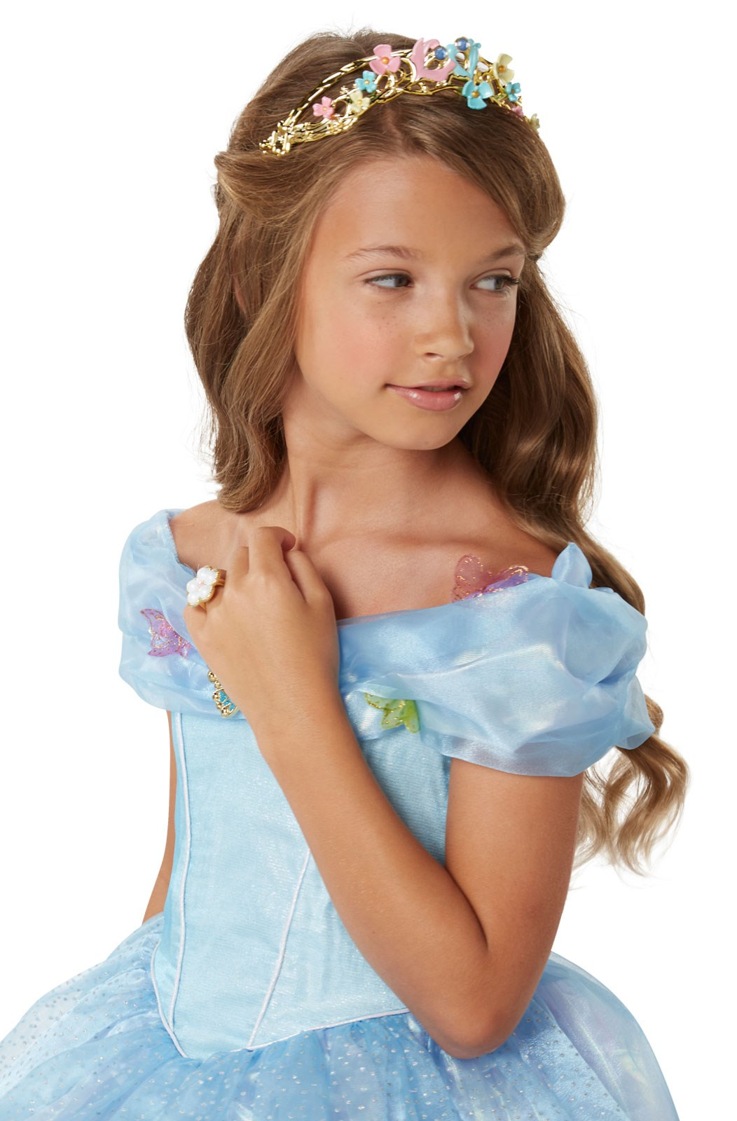 Disney Cinderella Movie: Celebration Wedding Ring & Tiara