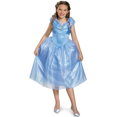 Disney Cinderella Movie: Cinderella Costume For Tweens