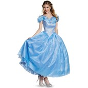 Disney Cinderella Movie: Cinderella Prestige Costume For Women