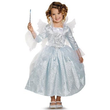 Disney Cinderella Movie: Deluxe Toddler Fairy Godmother Costume