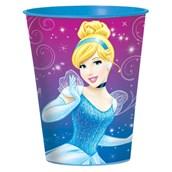 Disney Cinderella Sparkle 16 oz. Plastic Cup
