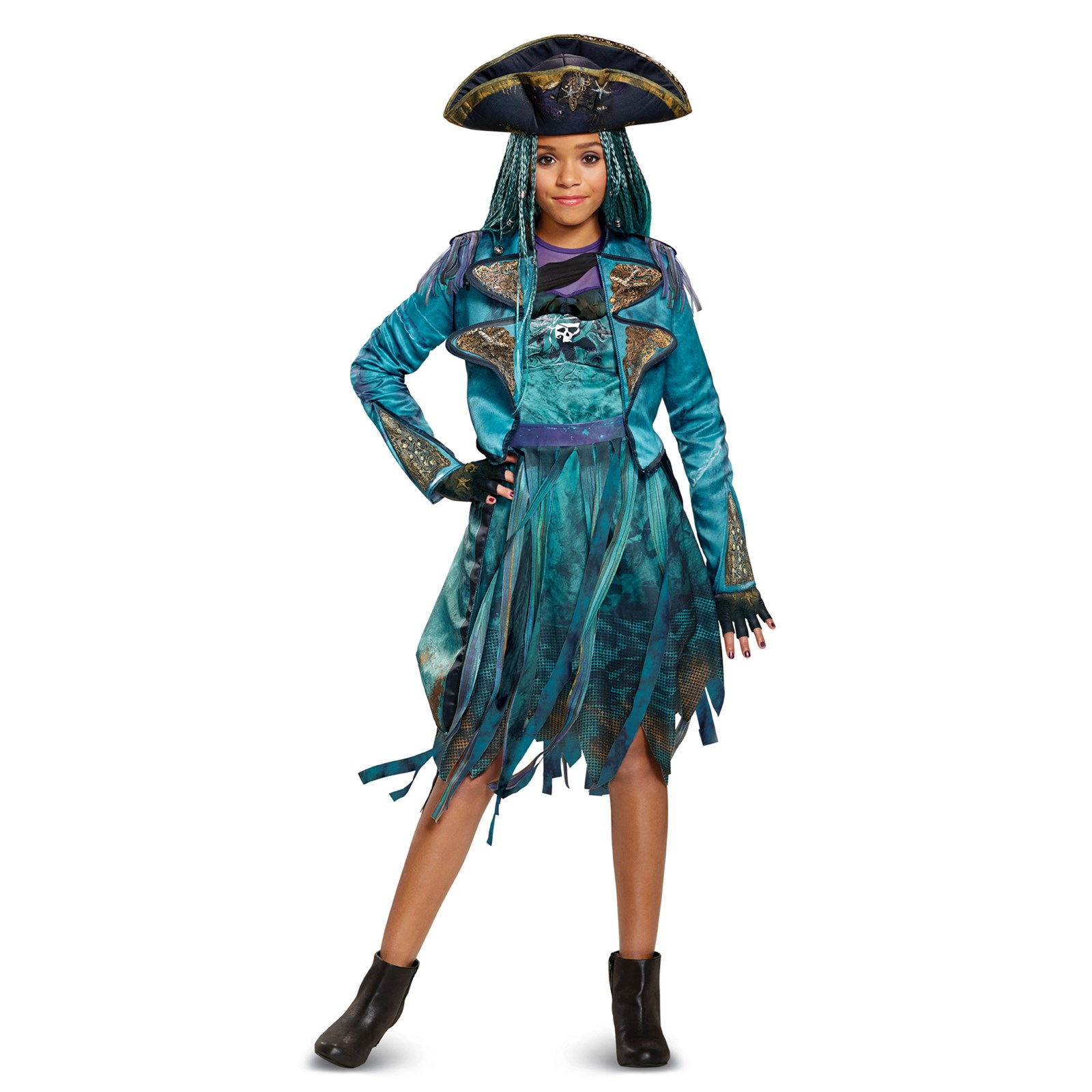 disney descendants 2 uma deluxe isle look buycostumes com blue jay clipart to color blue jay clipart images