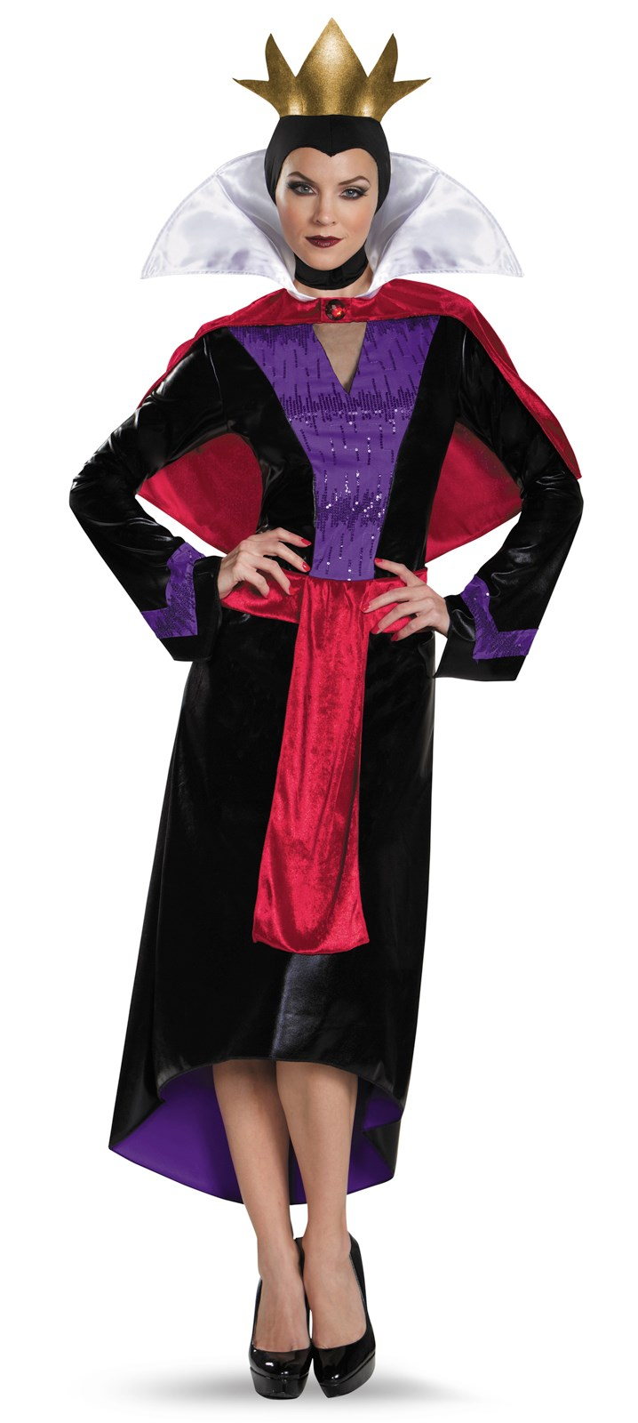 Disney Evil Queen Deluxe Costume For Women