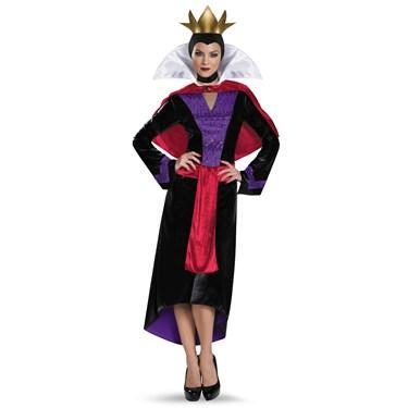 Disney Evil Queen Deluxe Costume For Women