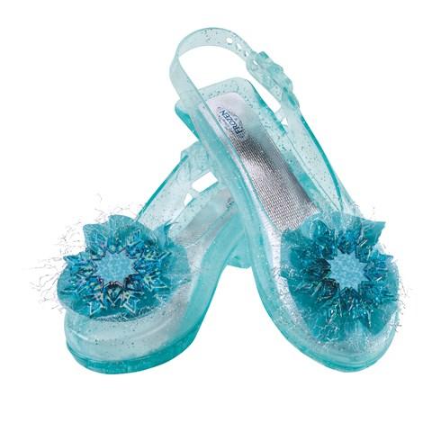 Disney Frozen Elsa Kids Sparkle Shoes