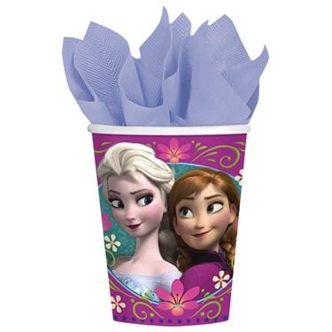 Disney Frozen Party 9 oz. Paper Cups (8)
